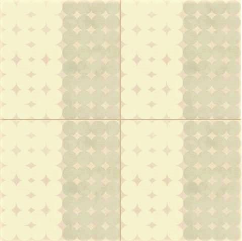 Mutina-Azulej trevo bianco _20x20rett. 2nd choice €.35sqm