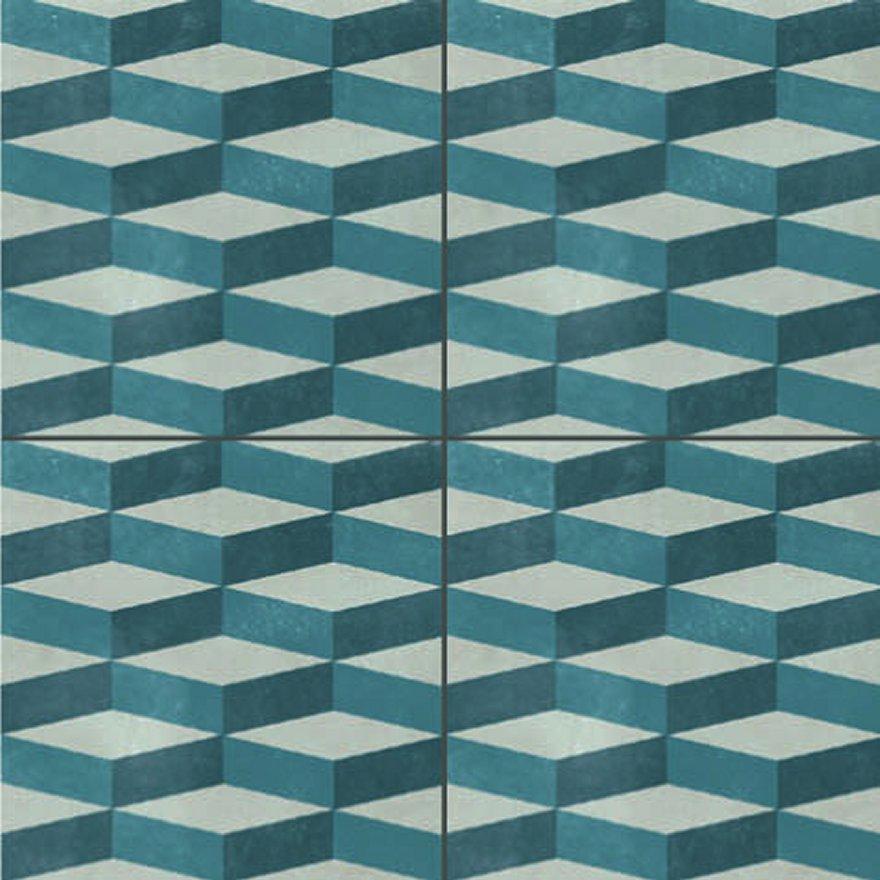 Mutina-Azulej cubo grigio _20x20rett.  2nd choice €35sqm