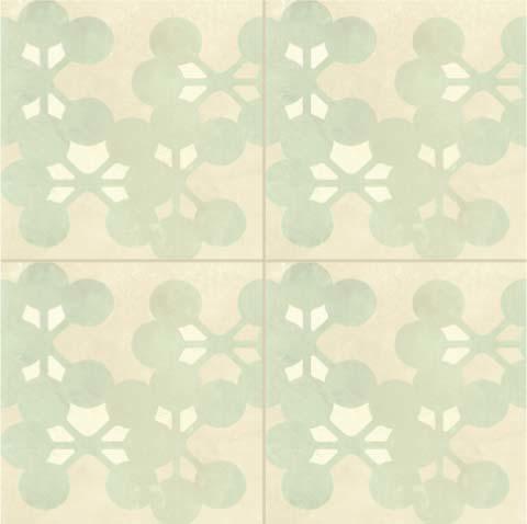 Mutina-Azulej Flores bianco_20x20rett. 2nd choice €.35sqm