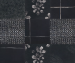 Mutina_Chimya-mix decori singoli Black_2nd-choice