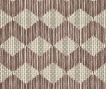 MUTINA_Tape_zigzag_brown 20,5X20,5 2nd choice €.22sqm