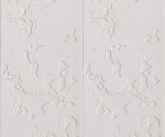 Mutina_Bas Relief Cloud bianco 18x54 2nd choice €.65sqm