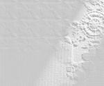 Mutina_Dechirer Decor Bianco 60x60rett.2nd and 1^st choice
