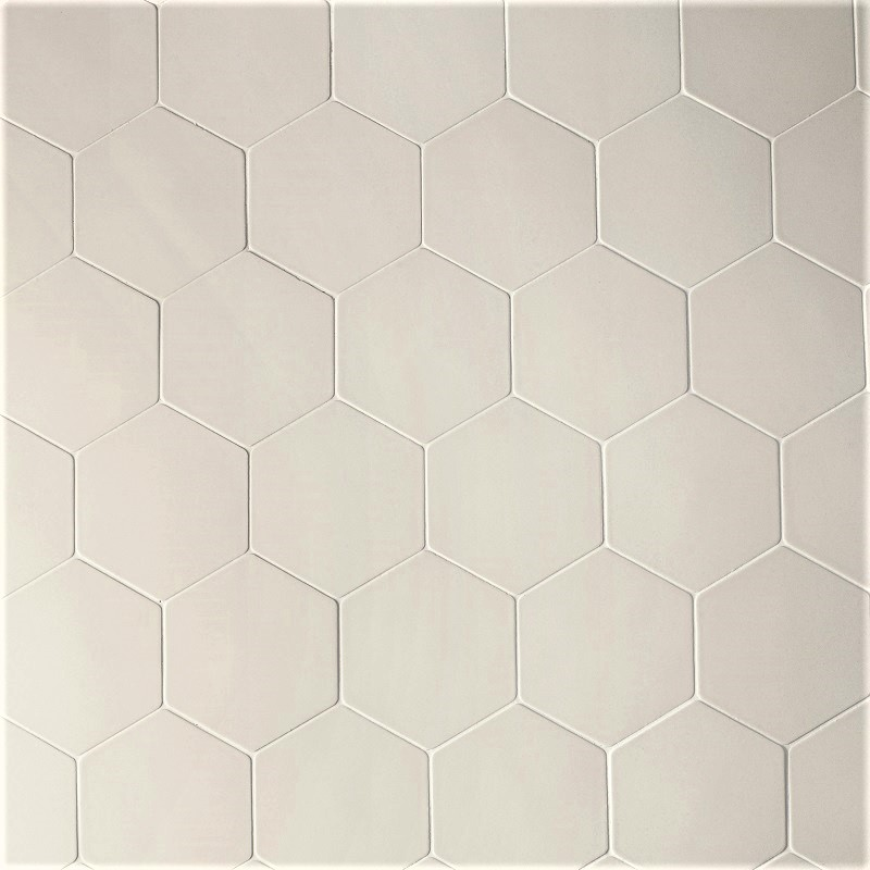 Mutina_Phenomenon Hexagon  Bianco_16,5x14,5 2^*choice €.40sqm