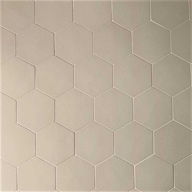 Mutina_Phenomenon Hexagon  Grigio_16,5x14,5 2^*choice €.40sqm