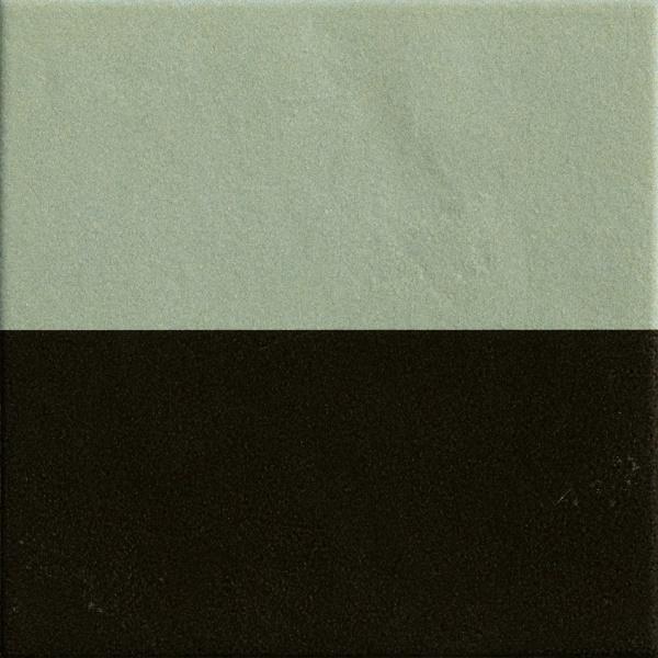 #mutinaceramic#mattonellemargherita_black_green_20.5x20.5_2nd-choice