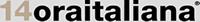 14oraitaliana_logo